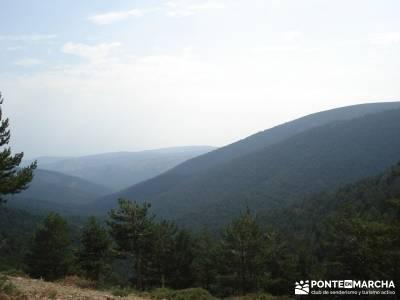 Valle del Lozoya - Camino de la Angostura;rutas por el escorial el pardo rutas